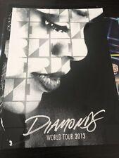 Rihanna Diamonds World Tour Programme