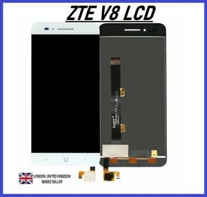 Replacement ZTE Blade V8 Touch Screen Digitizer + LCD Display Assembly