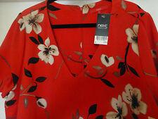 NEXT V-Neck Casual Plus Size Dresses for Women