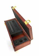 Wooden Box for Schoeps cmc5, cmc6 Microphones (only the box!)