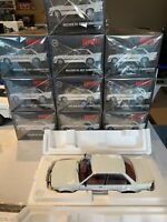 1:18 Biante Holden VC HDT Commodore Palais White BNIB with COA