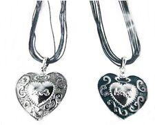 Markenlose Modeschmuck-Halsketten & -Anhänger aus Emaille mit Zirkonia