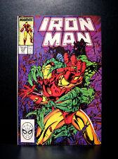 COMICS: Marvel: Iron Man #237 (1988) - RARE