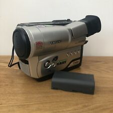Samsung VP-W60 Pal 8mm Camcorder DC 7.4v With Battery Fully Working