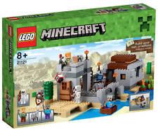 LEGO® Minecraft® 21121 - Der Wüstenaußenposten NEU & OVP Steve Alex Wolf Skelett