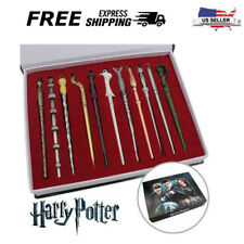 11pcs Harry Potter Hermione Dumbledore Sirius Voldemort Magic Wand Gift Toy