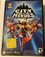 City of Heroes (PC, 2004) Missing The Map