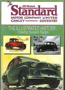 Standard Illustrated History inc. Standard-Triumph + commercials up to 1977