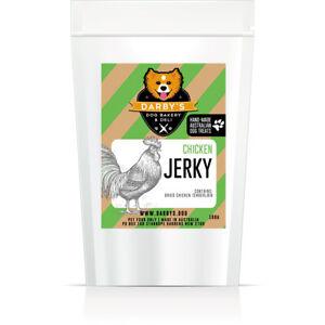 Darby's Dog Bakery & Deli Chicken Jerky meat chew dog treats 100g