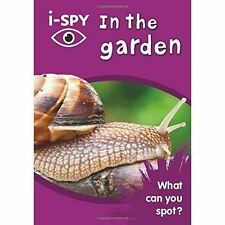 i-SPY in the Garden: What Can You Spot? by i-SPY (Paperback, 2016) Michelin Book