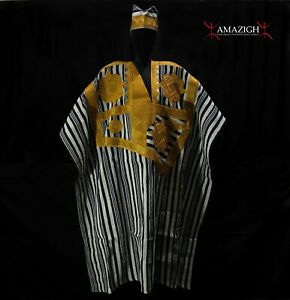 Extra Fine Ceremonial Dan Man's Dress - Man, Cote d'Ivoire