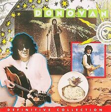 The Definitive Collection [Sony] by Donovan (CD, Feb-1996, Phantom Import Distribution)