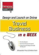 NEW Design and Launch an Online Travel Business in a Week (ClickStart Series)
