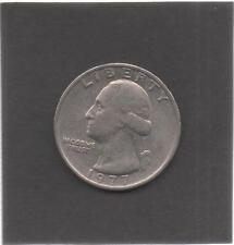 Moneta Stati Uniti United States Quarter Dollar 25 Cent 1977 Washington STU185