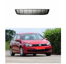 VW GOLF MK6 2008-2013 FRONT BUMPER GRILLE LOWER CENTRE BLACK TRIM NO CHROME