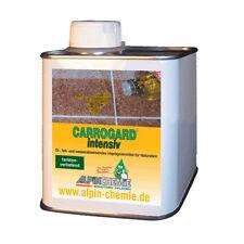 Imprägniermittel mit Farbvertiefer für Naturstein, Carrogard intensiv 0,5 Liter