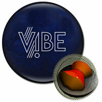 "Hammer Blue Vibe 1st Quality Bowling Ball | 15 Pounds | 2-3"" Pin"