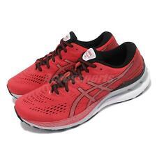 Asics Gel-Kayano 28 Rojo Negro Blanco Zapatos deportivos de correr para hombres 1011B189-600