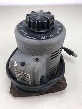Adjust A Volt Variable Transformer Output 0135 Vac 75 Amp Max Kva 10