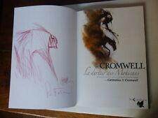 le dernier des mohicans dédicacé par cromwell / collection noctambule en EO
