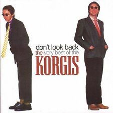 Don't Look Back: The Very Best of the Korgis by The Korgis (CD, 2 Disc Set)
