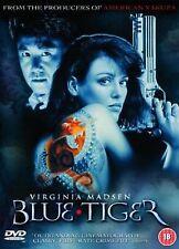 Blue Tiger DVD Virginia Madsen Toru Nakamura Original UK Release New Sealed R2