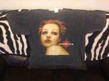 Vintage Godsmack Concert T-shirt - Size XL First Album Tour 'Toni Tiller' - Rare