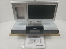 Philips Under-Counter DVD TV/Radio/iPod Entertainment System Model DCD778/37