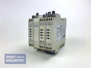 LEUZE  Lumiflex MSI-MXE Safety Relay