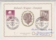 Briefmarken aus Berlin (1950-1951) aus Berlin als Ersttagsbrief