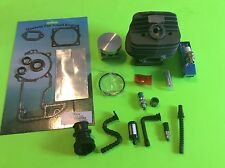 Cylinder Piston Kit Big Bore 56mm For Stihl Chainsaw MS660,066 Gaskets &Software