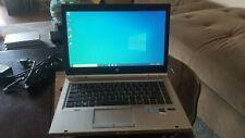 HP EliteBook 8460p Laptop CPU i5 2.5 GHz 8GB Ram 240GB SSD Window 10 Pro MS 2019