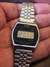 Casio B612-W Vintage L.C.D Digital Watch. Made In Japan.