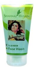 Shahnaz Husain Tulsi Neem Face Wash 50gm restore the natural balances free ship
