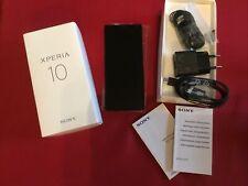 Sony Xperia 10 Plus Dual SIM schwarz Smartphone - NEUWERTIG -