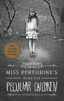 MISS PEREGRINE'S HOME FOR PECULIAR CHILDREN PB 2013 RANSOM  RIGGS NOVEL NEW
