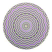 Op Art - OP Art 2 Slipmat Multicolor