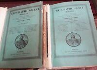 1882 - Geografia - Mullerus - 2 volumi