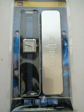 Doctor Who TARDIS ADULT COLLECTORS WATCH - MINT IN ORIGINAL SEALED PACKET