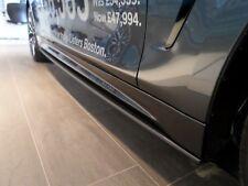 Genuine M Performance BMW 4 Series Black Side Sill Extensions F32/F33/F36