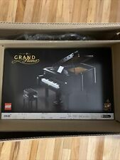 LEGO Ideas 21323 Grand Piano **FREE & FAST SHIPPING** In Hand - Great Gift