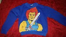 Vintage 80's Thundercats TV Show Lion O Shirt Size S kids