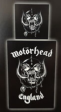 Original MOTÖRHEAD Bettwäsche 135 x 200 cm NEU - Lemmy - Metalhead - Rock'N'Roll