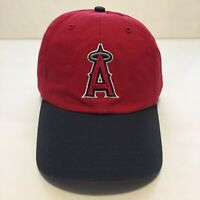 LOS ANGELES ANGELS MLB Fan Favorite Baseball Cap Hat red blue OSFA Official New!