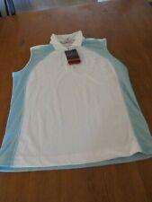 Womens Tehama Golf Shirt, Nwt, S