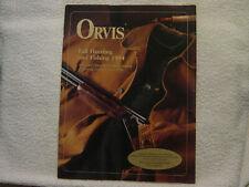 Orvis Hunting Fishing 1994 Catalog