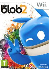 Jeu Nintendo Wii  De Blob 2 Neuf sous Blister