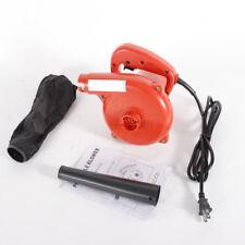 1000W Mini Portable Electric Air Blower Leaf Blowing 110v 60Hz 13000r/min USA