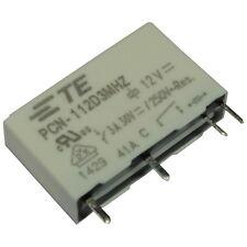 TE Connectivity PCN-112D3MHZ Relais 12V DC 1xEIN 3A 1200R PCB Relay 855242