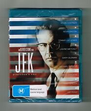 JFK - Director's Cut Blu-ray Brand New & Sealed